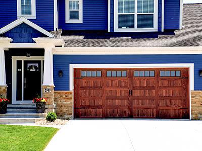 Residential Garage Doors Garage Door Styles Cedar