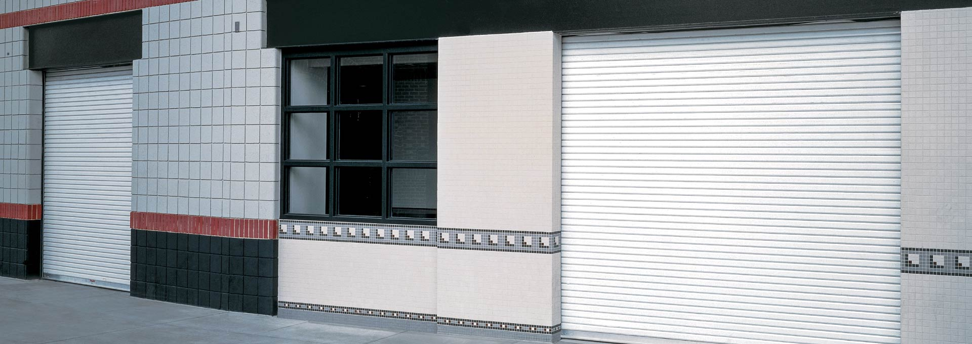 Comprehensive line of rolling steel doors