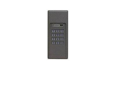 Stanley Multicode Whistler · Chamberlin Garage Door Keypad